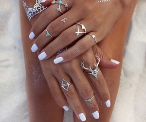 accessories, style, and nails desing image