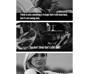 cameron diaz, javier bardem, and quote image