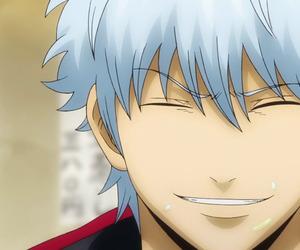 anime, gintama, and smile image