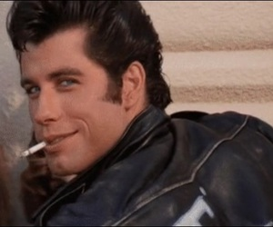 grease, John Travolta, and travolta image