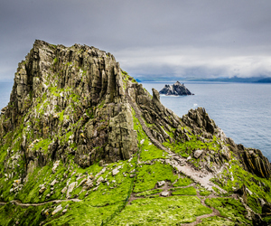 ireland and skellig michael image