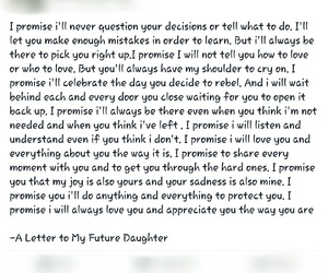 daughter, english, and future image