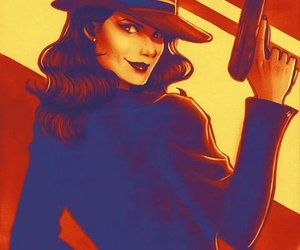 peggy carter and agent carter image