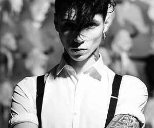 bvb, andy biersack, and boy image
