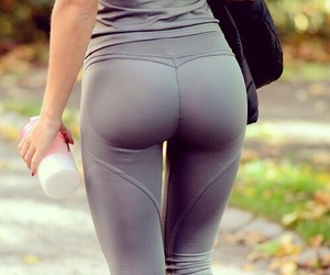 bums, butt, and fitness image