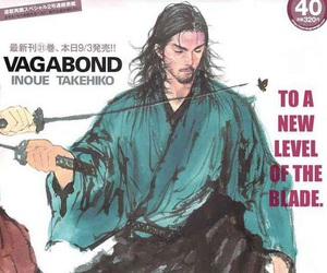 manga and vagabond image