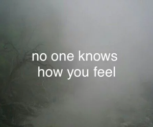 quotes, sad, and alone image
