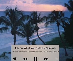 background, summer, and music image