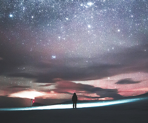 stars, sky, and Dream image
