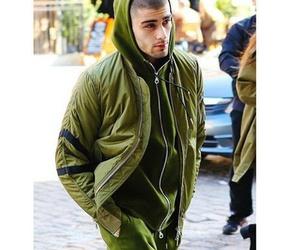 green, malik, and zayn image