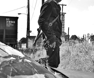 rick and the walking dead image