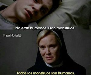 american horror story, monsters, and ahs image