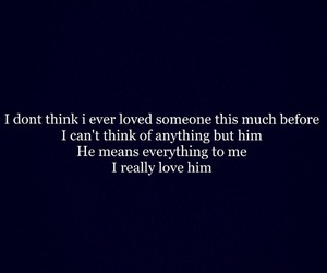 him, quotes, and lovequotes image