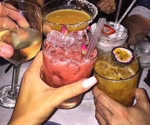 drink, cocktail, and party image