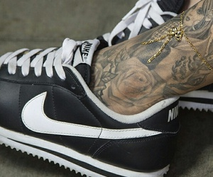 nike and tattoo image