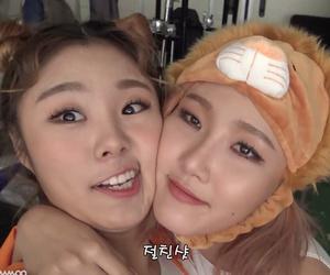 wheein, hwasa, and mamamoo image