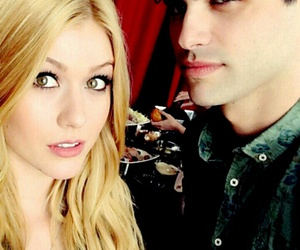 babe, clary fray, and alec lightwood image