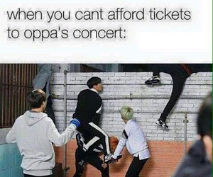 bts, kpop, and funny image