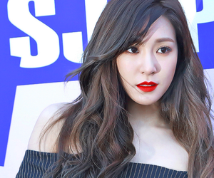 tiffany, girls generation, and kpop image