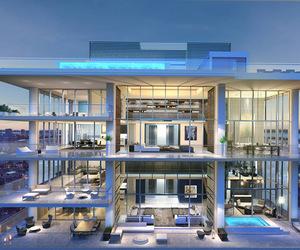 luxury, Miami, and penthouse image