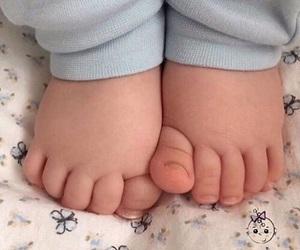 adorable, toes, and littles image