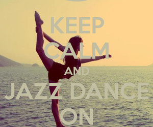 dance and jazz image