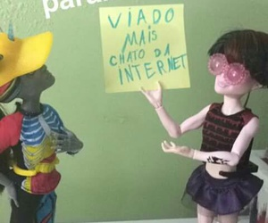 brasil, internet, and meme image