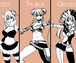 anime, fairy tail, and lucy hearfilia image
