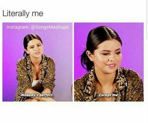lol, funny, and selena gomez image