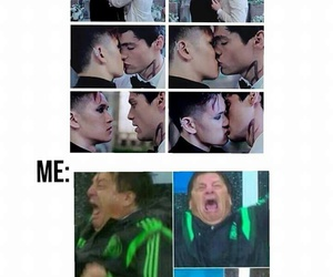 forever, magnus bane, and reaccion image