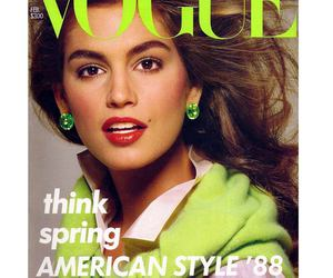 80s, beautiful, and cindy crawford image