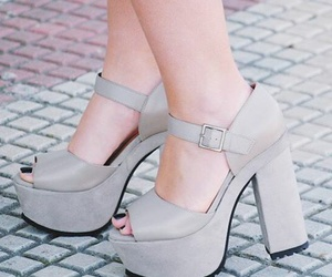 belleza, shoes, and tacones image