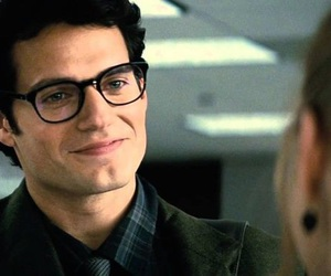 clark kent, smile, and superman image
