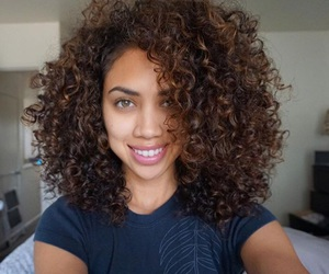 beautiful, curly, and curly hair killas image