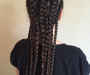 awesome, hair, and hair styles image