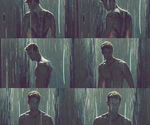 four, theo james, and allegiant image
