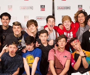 family photo, perfection, and cameron dallas image