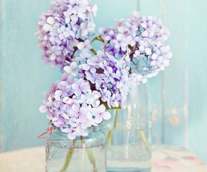 flowers, beautiful, and pastel image