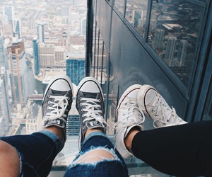 all star, best friends, and buildings image