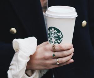 coffee, fashionista, and jewellry image