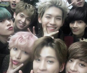 up10tion, wei, and xiao image
