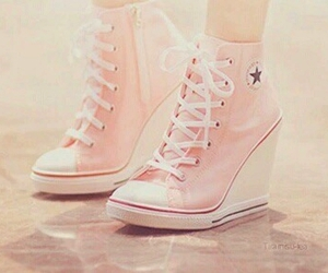 converse and pink image