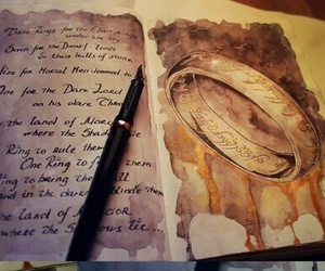 LOTR, lord of the rings, and art image
