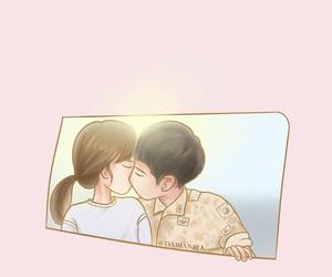 kiss, wallpapers, and song hye kyo image