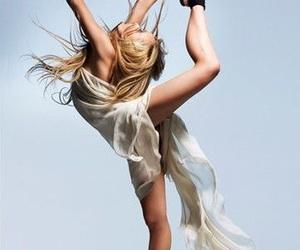 dance, nastia liukin, and gymnastics image