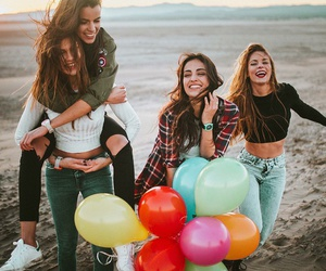 bff, crazy, and friendship image