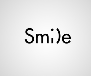 smile, text, and happy image