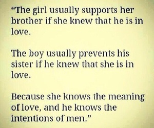 brother, love, and sister image