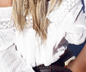 gypsy, boho chic, and hippie style image