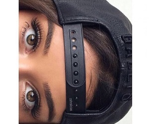 cap and eyes image